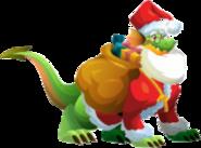 Santa Dragon 3