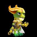 Golden Hand Dragon 1