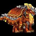 Explosive Dragon 3