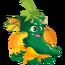 Padron Dragon 3