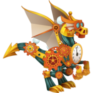 Timetravel Dragon 2