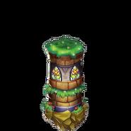Speedy & Greedy Tower Stage 2