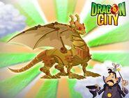 Steampunk dragon potions