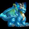 Aquamarine Dragon 2