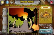 Dinosaur Habitat Complete