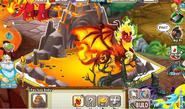 Pure fire on habitat