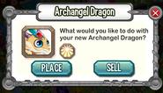 Archangel dragon 444