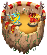 Total Tournament Island