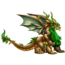 Mystic War Dragon 3