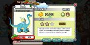 Brontosaurus dragon