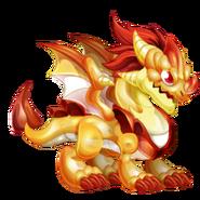 Amber Dragon 2