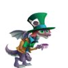 Big Hat Dragon 2