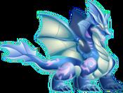 Frozen Wind Dragon 3