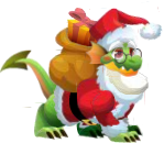 Santa Dragon 2