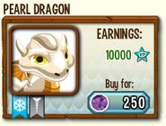 Pearl Dragon--
