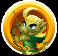 Sylvan Dragon Recurtment Offer Icon