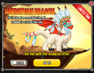Amerindian Dragon Offer