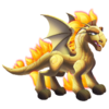 Bonfire Dragon 2