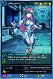 Water Robot