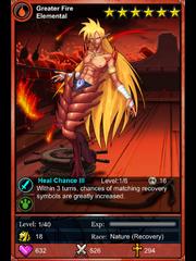Fire elemental2
