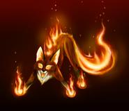 Fire spirt