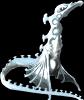 White Seahorse
