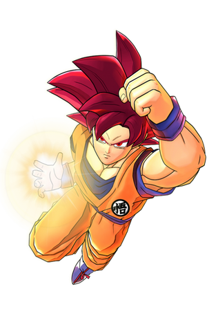 The Super Saiyan God
