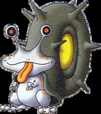 DQIX - Gloomy gastropog