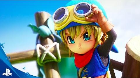 Dragon Quest Builders - What is Dragon Quest Builders? PS4, PS VIta