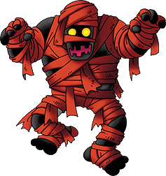 File:DQVIII - Blood mummy.png