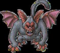 DQMJ3 - Demon batboon