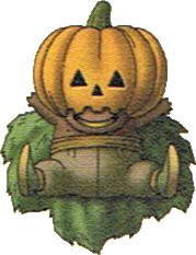 DQX - Pumpkin kid