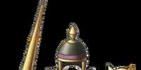 Animated armour