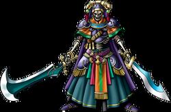 DQX - Swordmaster Oren