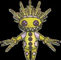 DQX - Thorny doll