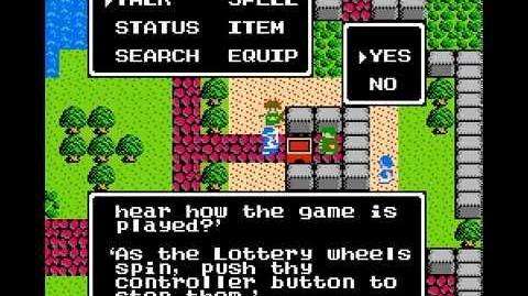 NES Longplay 198 Dragon Warrior II