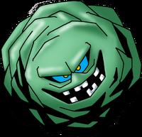 Green Rockbomb