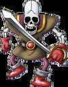 DQIVDS - Skeleton swordsman