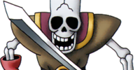 Skeleton swordsman (Dragon Quest IV)
