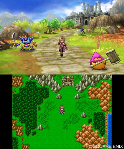 Dragon Quest XI Screenshot 5 (3DS)