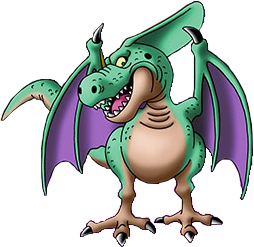 File:DQIVDS - Emperor wyvern.png