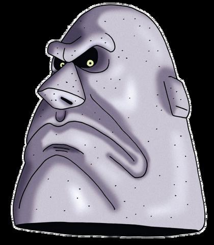 File:DQIX - Mad moai.png