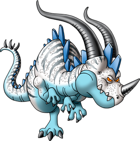 File:DQX - Tundra dragon.png