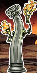 DQX - Prancing pillar