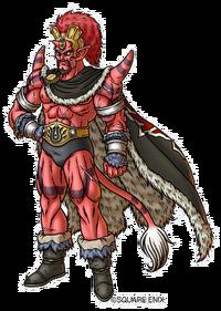 DQX - King Bagudo