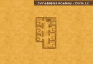 Swinedimples Academy Dorm - L2