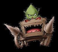 DQIX - Chariot chappie