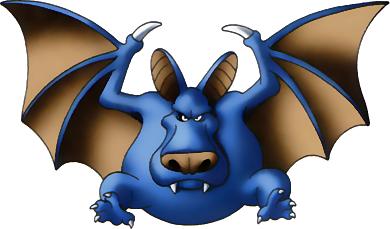File:DQVIII - Fat bat.png