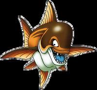 DQVII3DS - Strangler fish