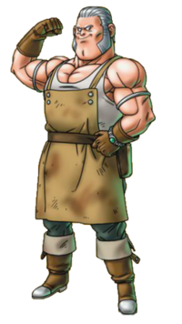 DQMJ2 - Rory Bellows